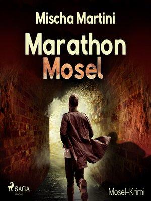 cover image of Marathon Mosel--Mosel-Krimi