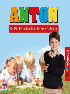 cover image of Anton, 10