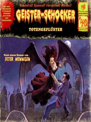 cover image of Geister-Schocker, Folge 40