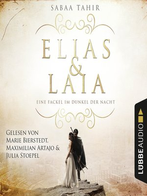 cover image of Eine Fackel im Dunkel der Nacht--Elias & Laia, Band 2