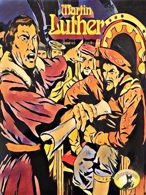 cover image of Abenteurer unserer Zeit, Martin Luther