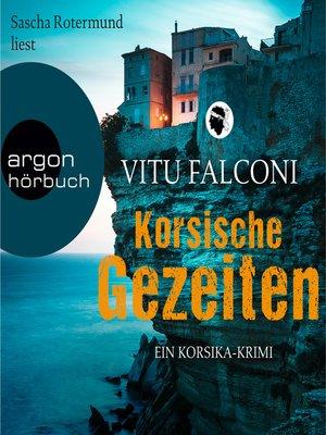 cover image of Korsische Gezeiten