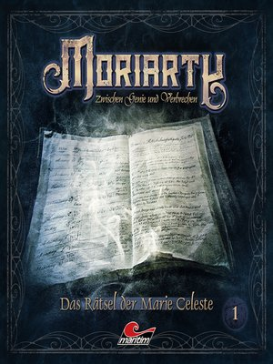 cover image of Moriarty, Folge 1