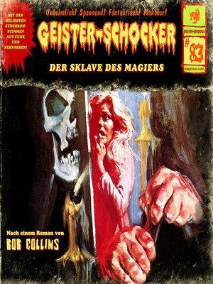 cover image of Geister-Schocker, Folge 83