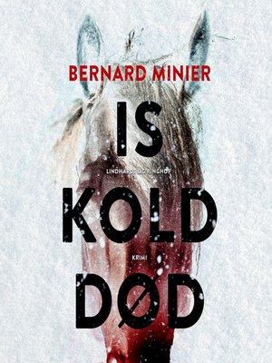 cover image of Iskold død