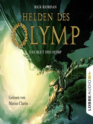 cover image of Helden des Olymp, Teil 5