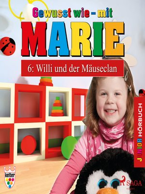cover image of Gewusst wie--mit Marie, 6