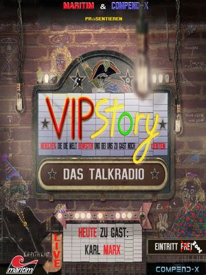 cover image of VIPStory--Das Talkradio, Folge 6