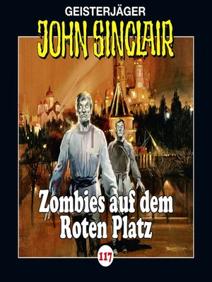 cover image of John Sinclair, Folge 117