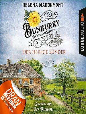 cover image of Der heilige Sünder