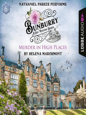 cover image of Murder in High Places--Bunburry