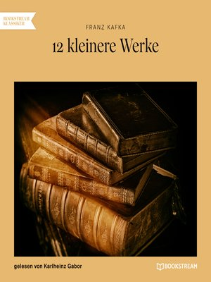 cover image of 12 kleinere Werke