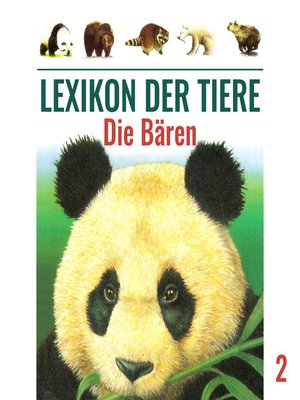 cover image of Lexikon der Tiere, Folge 2