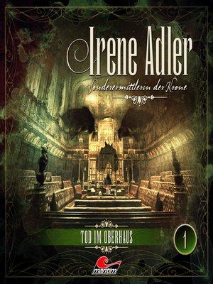 cover image of Irene Adler, Sonderermittlerin der Krone, Folge 1