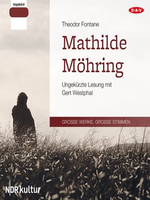 cover image of Mathilde Möhring