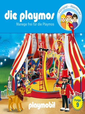 cover image of Die Playmos--Das Original Playmobil Hörspiel, Folge 9