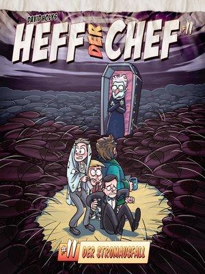 cover image of Heff der Chef, Folge 11