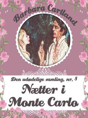 cover image of Den udødelige samling, bind 8