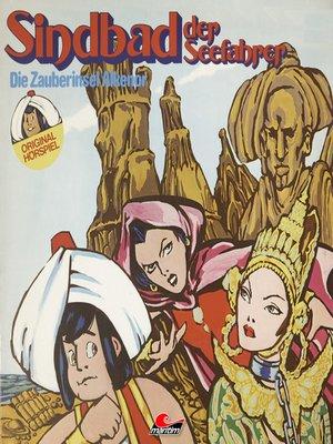 cover image of Sindbad der Seefahrer, Die Zauberinsel Alkenor