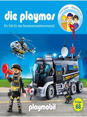 cover image of Die Playmos, Folge 68
