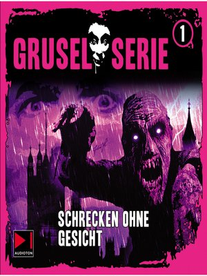 cover image of Gruselserie, Folge 1