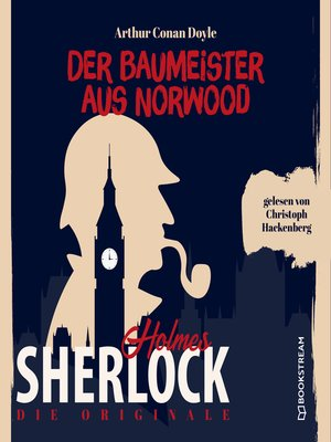 cover image of Der Baumeister aus Norwood