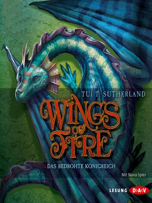 cover image of Wings of Fire, Teil 3