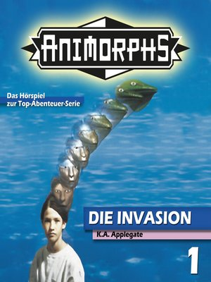 cover image of Animorphs, Folge 1