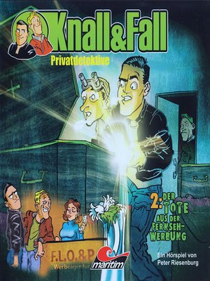 cover image of Knall & Fall Privatdetektive, Folge 2