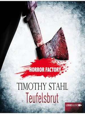 cover image of Teufelsbrut--Horror Factory 4