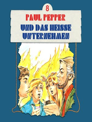 cover image of Paul Pepper, Folge 8