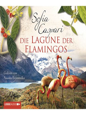 cover image of Die Lagune der Flamingos