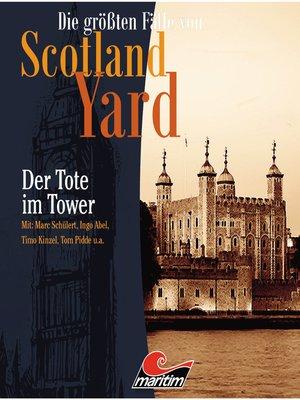 cover image of Die größten Fälle von Scotland Yard, Folge 27