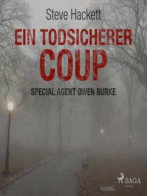 cover image of Ein todsicherer Coup (Special Agent Owen Burke)