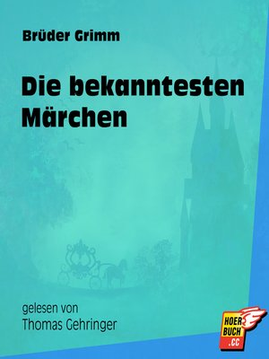 cover image of Die bekanntesten Märchen