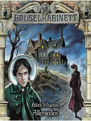 cover image of Gruselkabinett, Folge 104