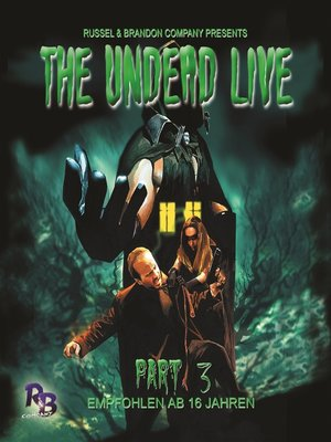 cover image of The Undead Live, Part 3