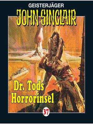 cover image of John Sinclair, Folge 37