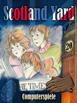 cover image of Scotland Yard, Folge 20