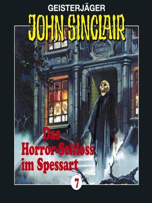 cover image of John Sinclair, Folge 7