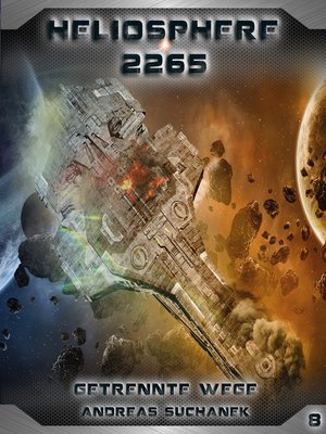 cover image of Heliosphere 2265, Folge 8