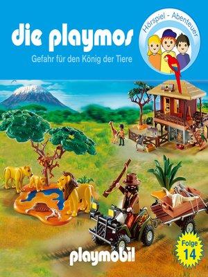 cover image of Die Playmos--Das Original Playmobil Hörspiel, Folge 14