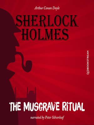 cover image of The Musgrave Ritual