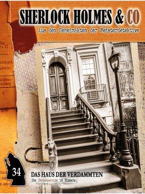 cover image of Sherlock Holmes & Co, Folge 34