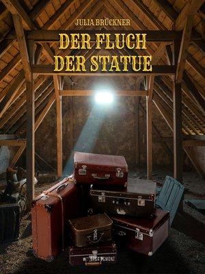 cover image of Der Fluch der Statue
