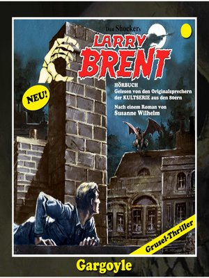 cover image of Larry Brent, Gargoyle, Teil 2