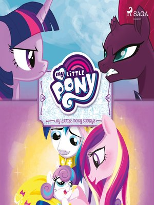 cover image of My Little Pony Storys