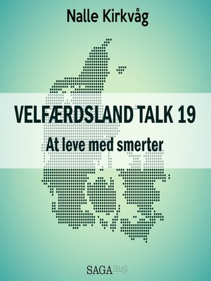 cover image of Velfærdsland TALK, 19