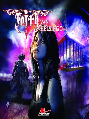 cover image of Faith--The Van Helsing Chronicles, Folge 41