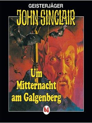 cover image of John Sinclair, Folge 64
